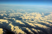 <strong>vliegen over de alpen</strong>
