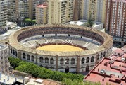 <strong>Andalusie, Andalucia, bull fighter arena</strong>