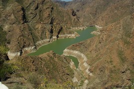 <strong>lake Presa del Parralilo</strong>