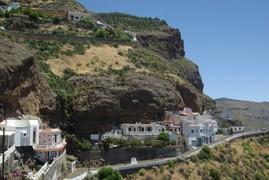 <strong>Artenara, cave houses</strong>