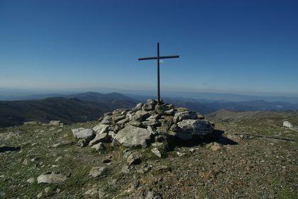 <strong>second highest mountain (1829 m) Bruncu Spina</strong>