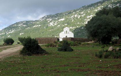 <strong>church (Baunei)</strong>