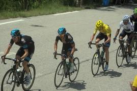 <strong>Mont Ventoux, le Tour de France</strong>